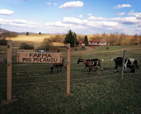 Farma pod Poľanou